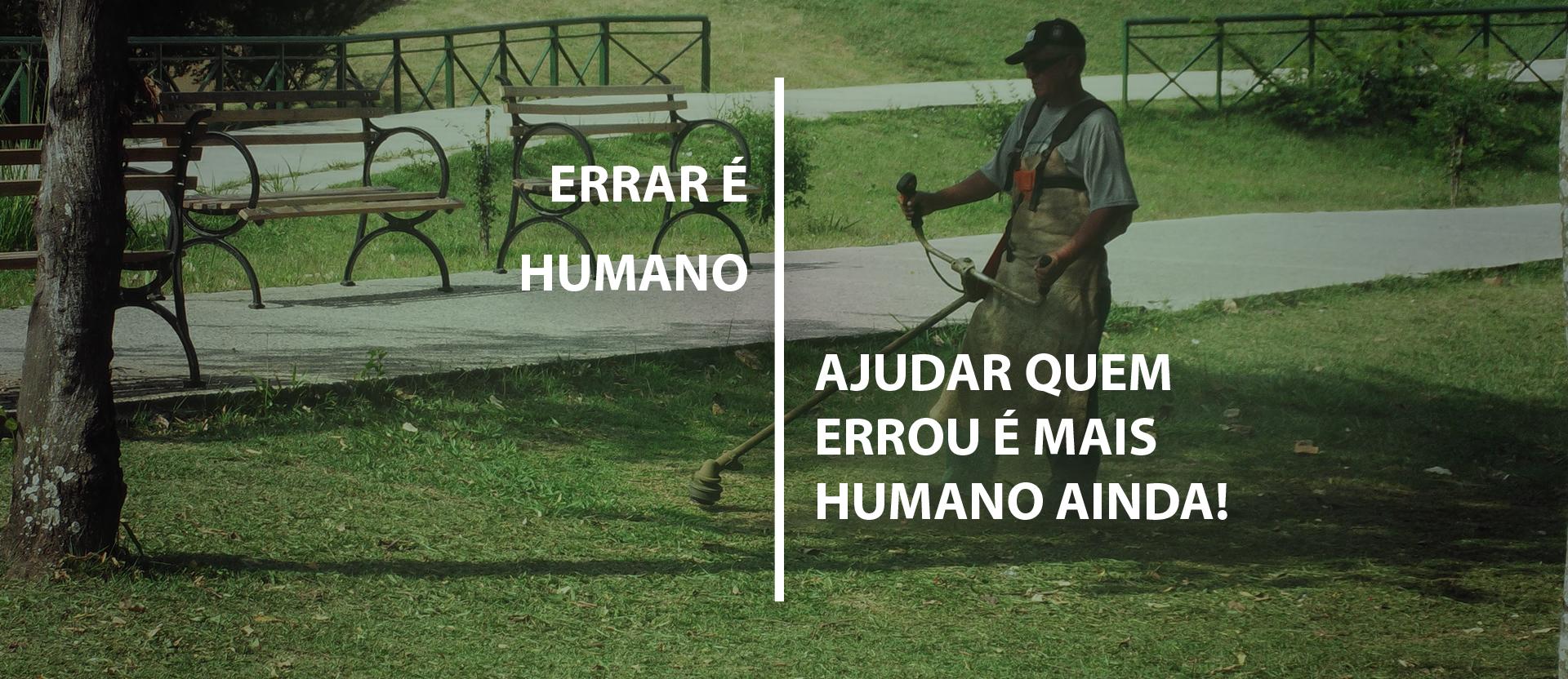 Banner 1 _ Errar é Humano   - Coopereso