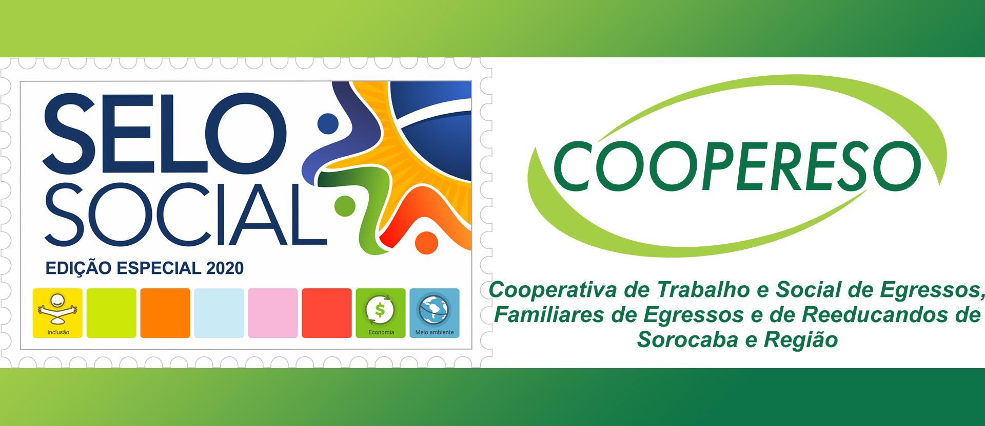 Selo Social  - Coopereso